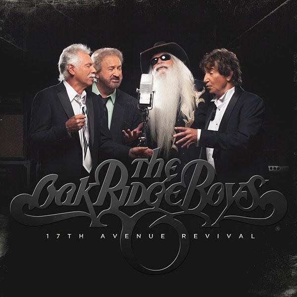 Lightning Rod Records - The Oak Ridge Boys - 17th Avenue Revival