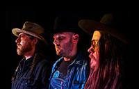 Lightning Rod Records - Quaker City Night Hawks