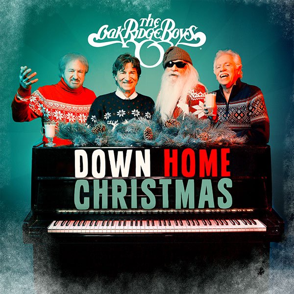 Lightning Rod Records - Down Home Christmas - The Oak Ridge Boys